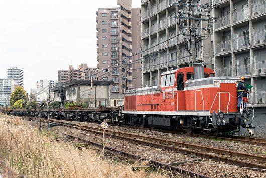 小名木川駅上り列車